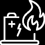 Lithium branddeken
