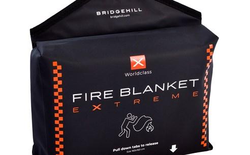 Bridgehill Extreme branddeken